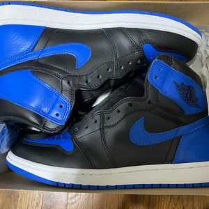 Jordan 1 high royal size 9